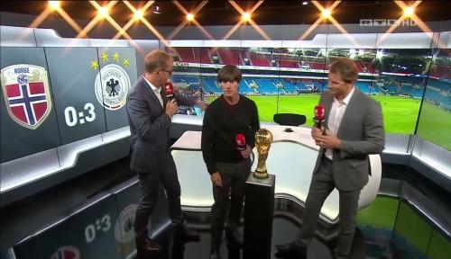 Joachim Löw – Norwegen v Deutschland (2016) post-match interview 2