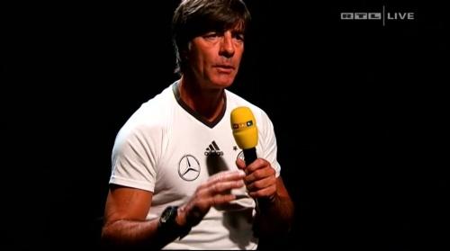 Joachim Löw – Norwegen v Deutschland pre-match show 5