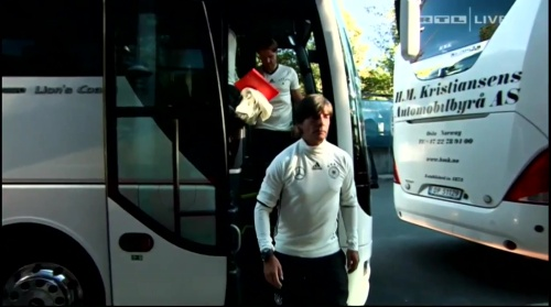 Joachim Löw – Norwegen v Deutschland pre-match show 8