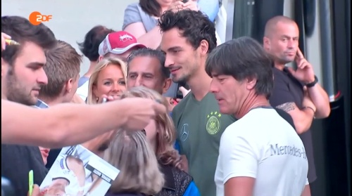 Joachim Löw – ZDF heute sport 01-09-16 2