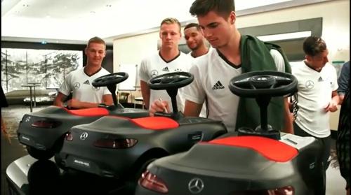 Julian Weigl - Letztes Training in Düsseldorf 02-09-16