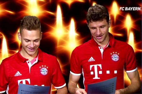Fc Bayern Wünscht Frohe Weihnachten.2016 Löwland