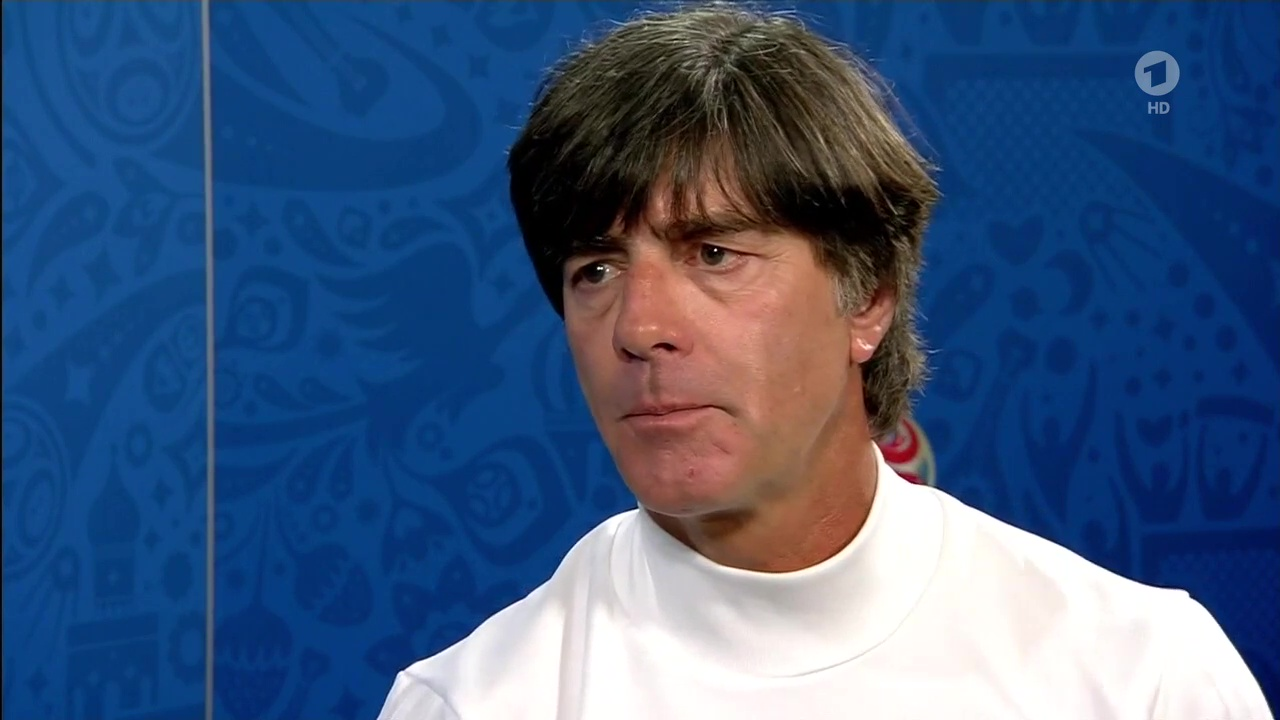 Jogi Löw Interview