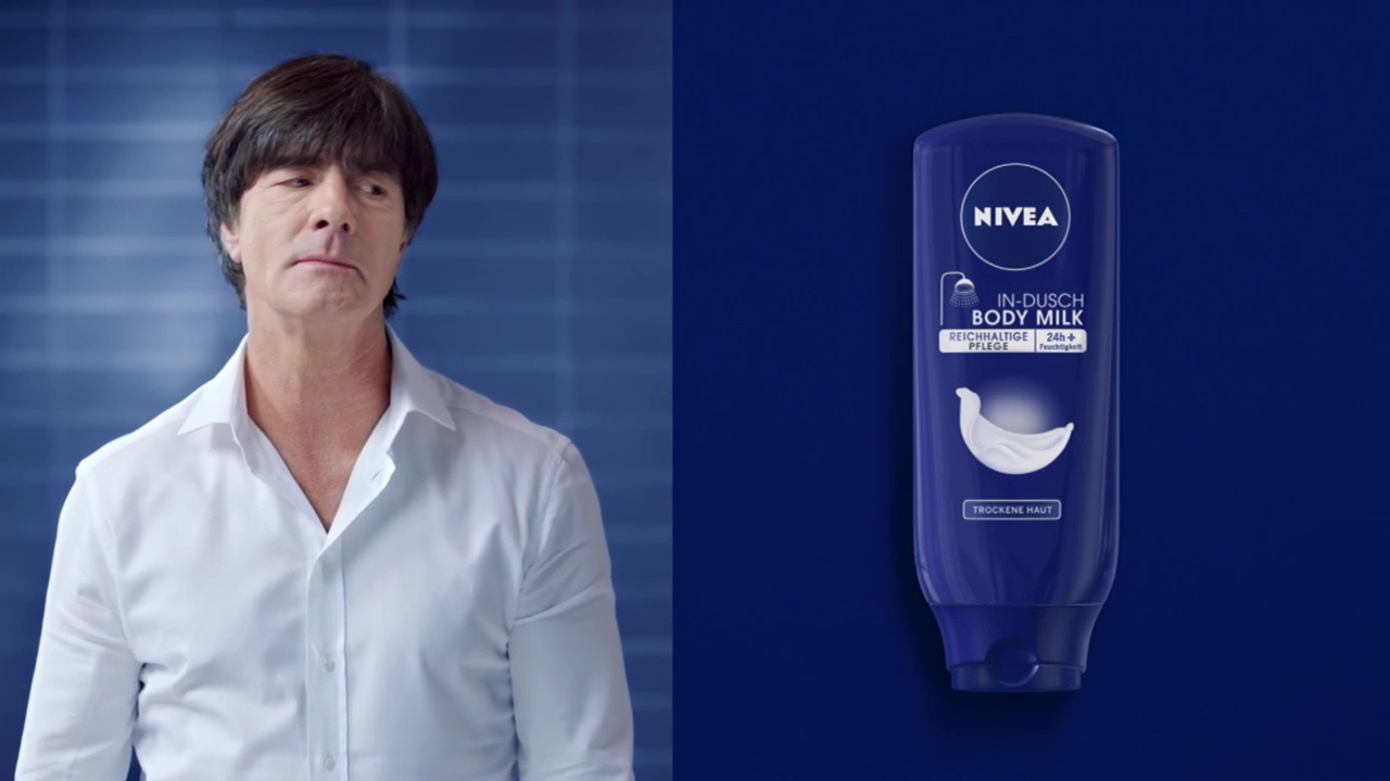 new jogi pictures nivea advert l wland. Black Bedroom Furniture Sets. Home Design Ideas